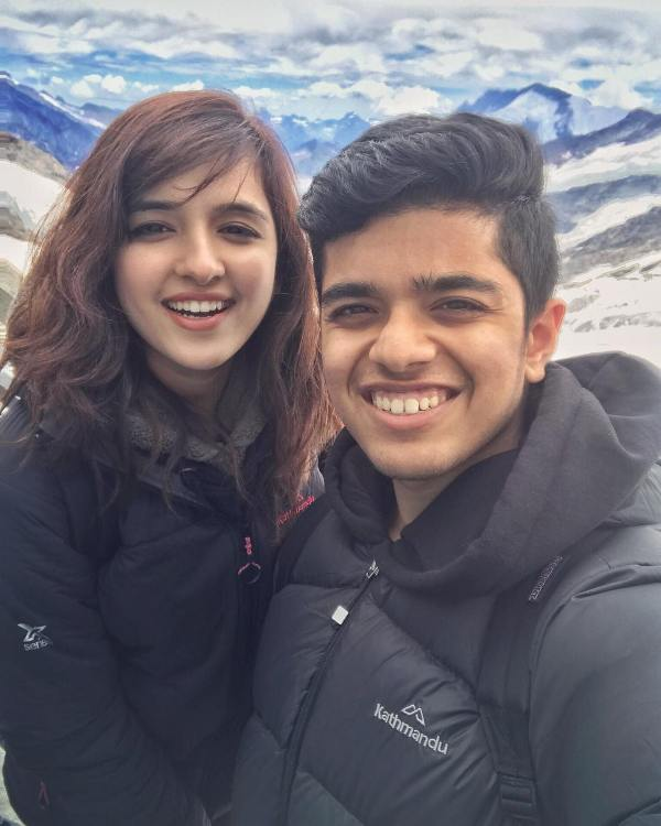 shirley setia brother