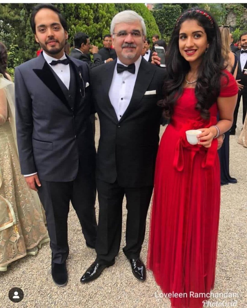 anant ambani and radhika merchant