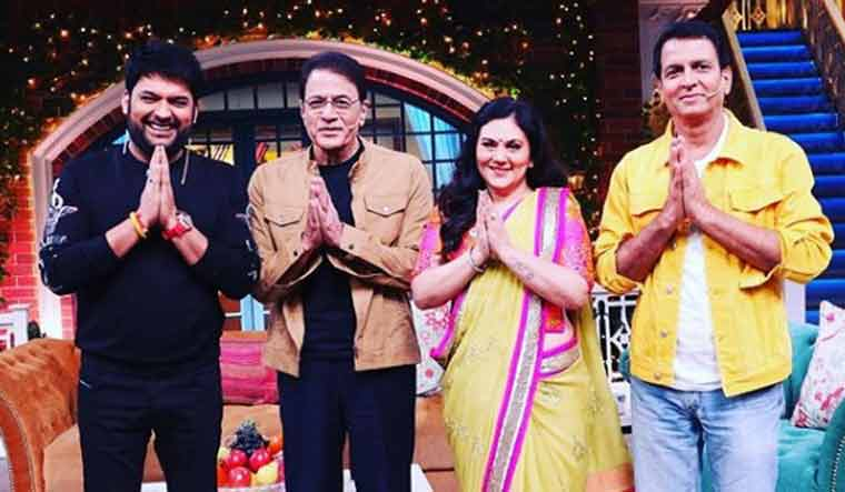 arun govil in kapil sharma shows
