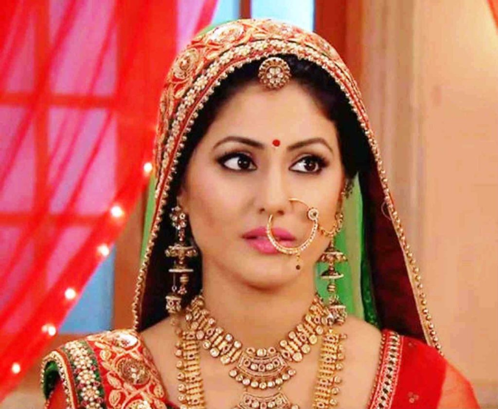 hina khan career