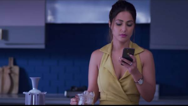 hina khan hacked movie