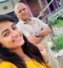 nisha guragain father
