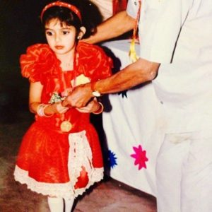 sana sayyad childhood