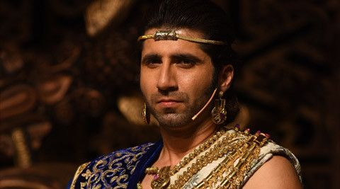 sumit kaul as ashoka samrat